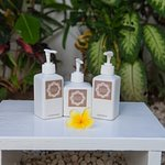Eco-Friendly Custom Blend Shampoo, Conditioner, Soaps & Lotions for Bali's famous 'Bathe'  shop!