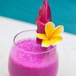 Dragon Fruit Smoothie - Fresh Smoothies Made Upon Request