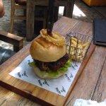 husbands burger