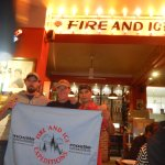 Fire and Ice Expeditions eat in Fire and Ice Pizzeria