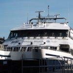 Our trusty ship/boat on Long Wharf near New England Aquarium