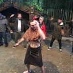 Photo de Village maori de Tamaki