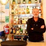 Spiro Ragavelas, owner