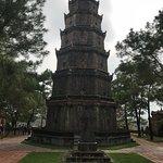 Photo of Thien Mu Pagoda