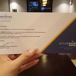 Photo de Novotel Bali Nusa Dua Hotel & Residences