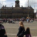 Royal Palace, Amsterdam.