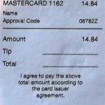 $14.84 avec taxe par Titus