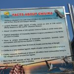 Facts about Chilika.