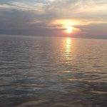 Sunset on Kariba