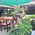 Garden Cafe Atmostsphere