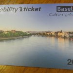 The mobility ticket - free tram pass