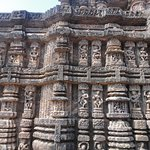Intricate stone carvings!