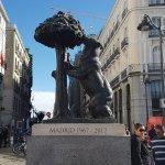 ภาพถ่ายของ Puerta del Sol