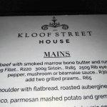 Photo of Kloof Street House