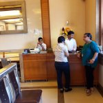 Cashier's Counter