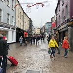 Photo of Galway's Latin Quarter