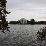 Tidal Basin, Thomas Jefferson Memorial