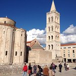 Photo of Zadar City Gate