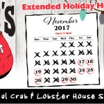 Kaler's Extended Holiday Hours!