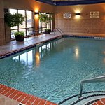 Indoor, Heated Pool