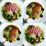 Smoked duck and Confit of duck
