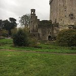 At the Blarney Castle
