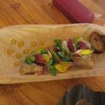 Duck liver pate/parfait