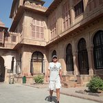 Foto de The Lallgarh Palace - A Heritage Palace Hotel