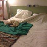 Photo de Hotel ibis budget Mâcon sud