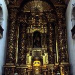 Vista de um dos altares