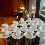 Afternoon coffee service for function rooms