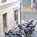 Street Scenes from Le Marais