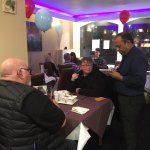 Thank you Faruque and all the staff for hosting our charity night, everyone had a fantastic nigh