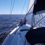 Sailing trip with Magic Wind Adventure