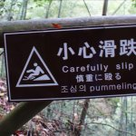 Typical translating attempt