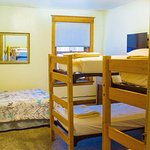 Our family rooms are great for groups of parents traveling with energetic kiddos!