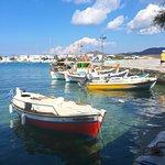 8 Minurte walk to Pollenia Pier
