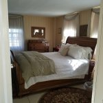 Guest room in the main Inn