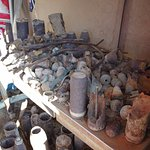 Munitions found in the farmlands of Ieper.
