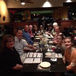 Family get-together at our favorite restaurant!