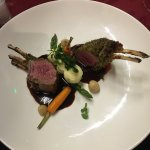 Yummity Yum - rack of lamb