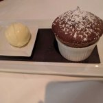 Chocolate Souffle!