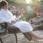 Waves of Superior Spa Relaxation Patio