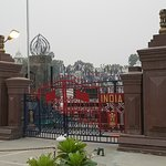 Atari - Wagah border retreat ceremony! It feels proud to this place and to attend retreat ceremo