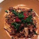 My dry pasta dish