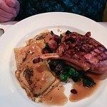 My wife's pork chop