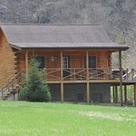 1 Bedroom Luxury Log Cabins with Private Hot Tub