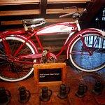 1939 original Schwinn Mead Bicycle. Casa Gorordo Museum