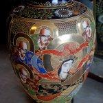 An original Chinese vase Casa Gorordo Museum