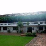 The gardens. Casa Gorordo Museum
